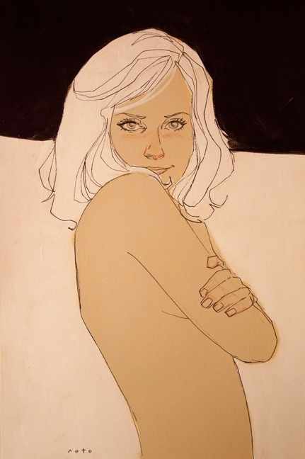 Phil Noto by Phil Noto - Illustration