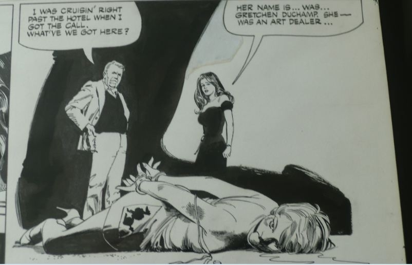 Erotic art buyers