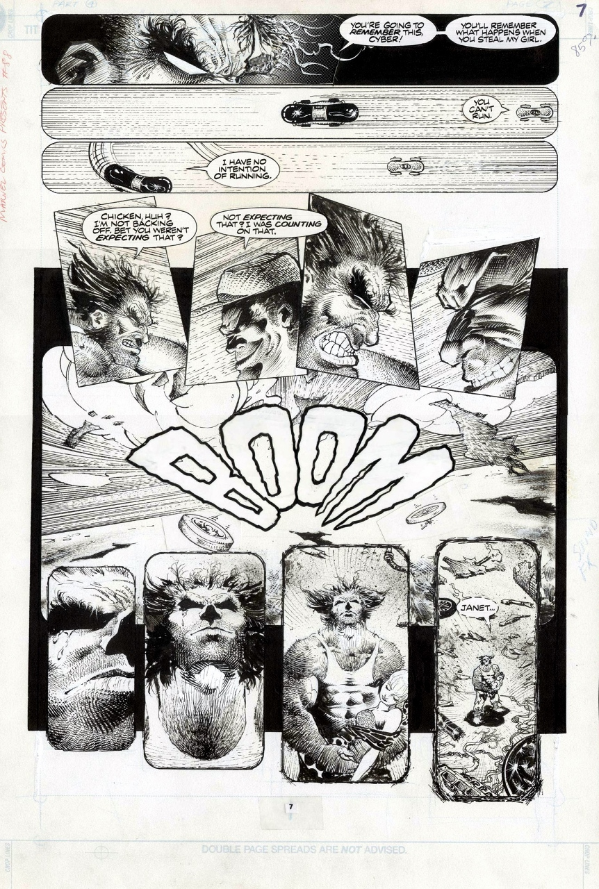 marvel comics presents 88