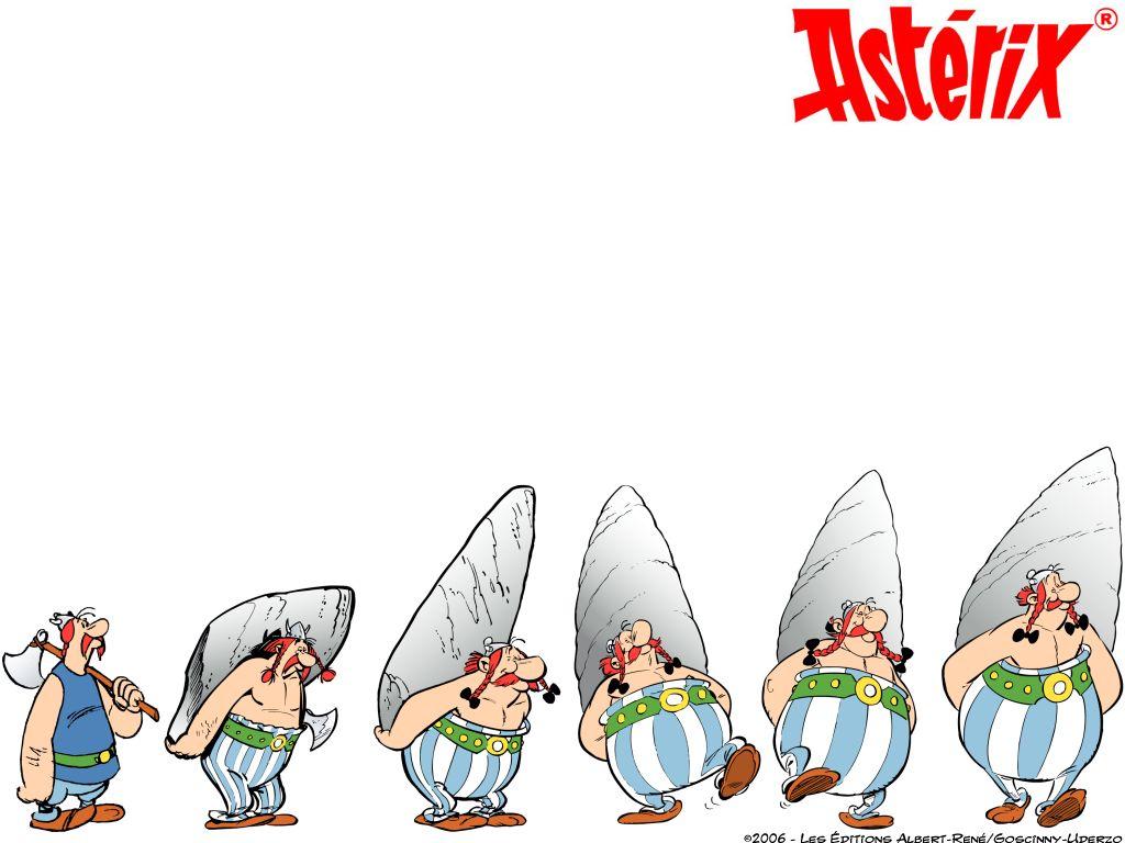 Ast rix le combat des chefs par albert uderzo ren - Personnage asterix et obelix ...