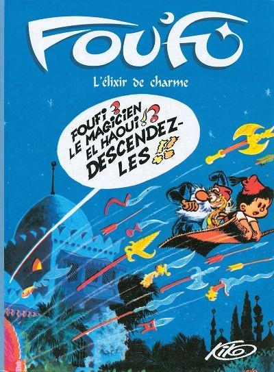 1968 foufi l 39 elixir de charme par kiko couverture originale - Photo de charme en couleur ...