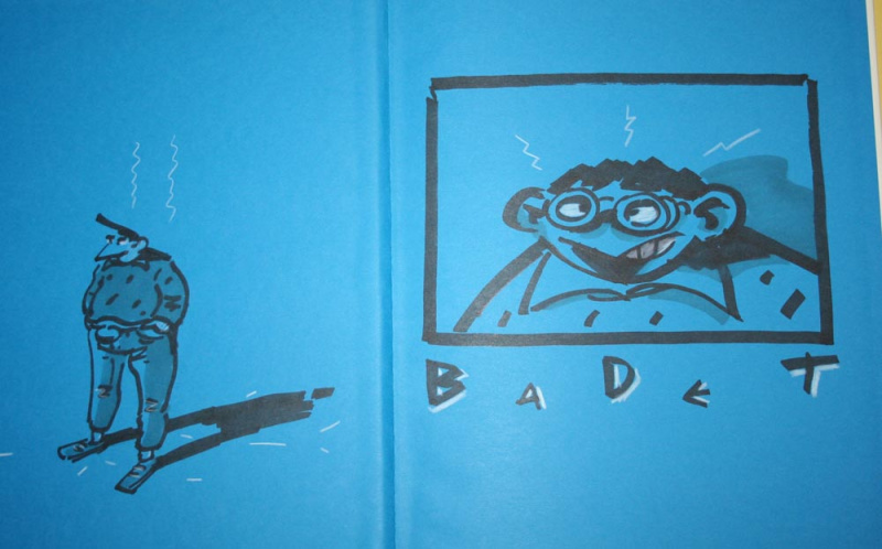 Badet by Thierry Badet - Sketch