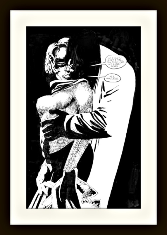Sin City by Frank Miller - Comic Strip