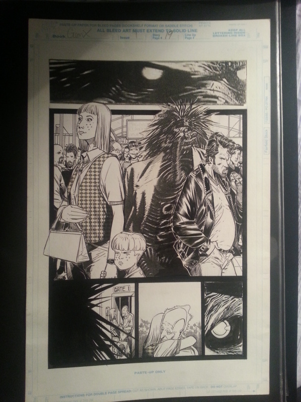 Generation X #1 - Emplate by Chris Bachalo, Mark Buckingham - Comic Strip