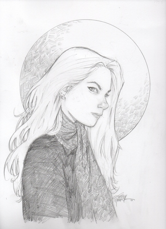 Katchoo par Terry Moore by Terry Moore - Comic Strip