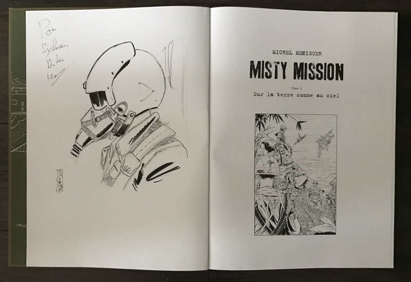 Misty mission - en enfer comme au paradis by Michel Koeniguer - Sketch