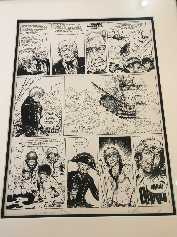 For sale - Bruce J. HAWKER by William Vance - Comic Strip