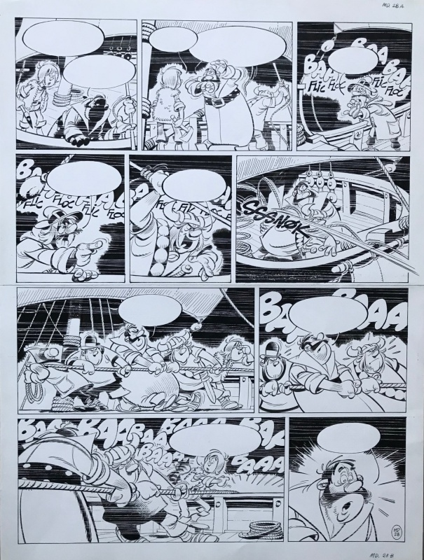 Colin Colas T4 pl 28 by Eddy Ryssack - Comic Strip