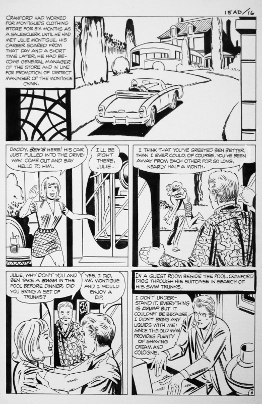 Scary Tales p03 by Steve Ditko - Comic Strip